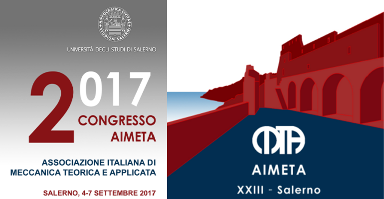 Moscardo al AIMETA 2017