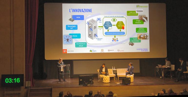 Presentazione Moscardo - Innovazione