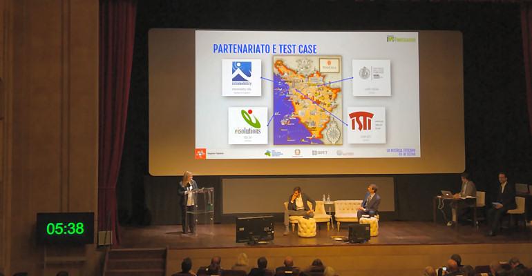Presentazione Moscardo - Partner
