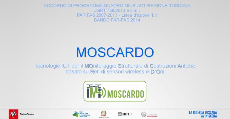 Presentazione Moscardo
