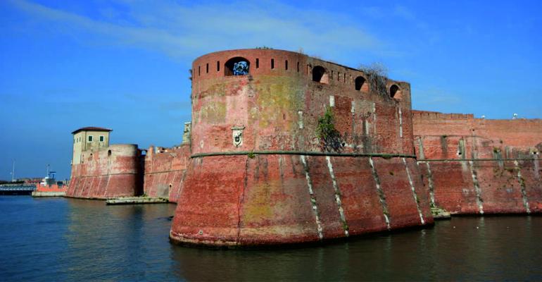 Fortezza Vecchia_Livorno