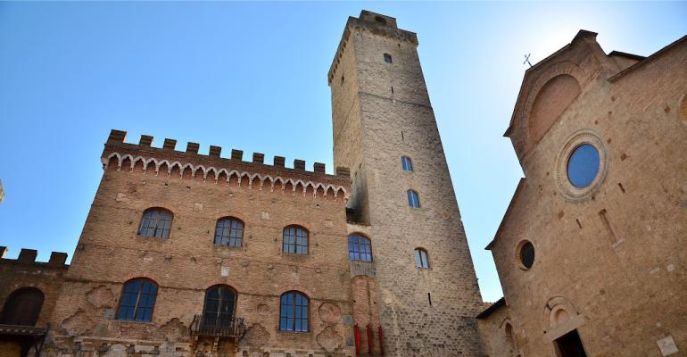 Torre Grossa_San Gimignano